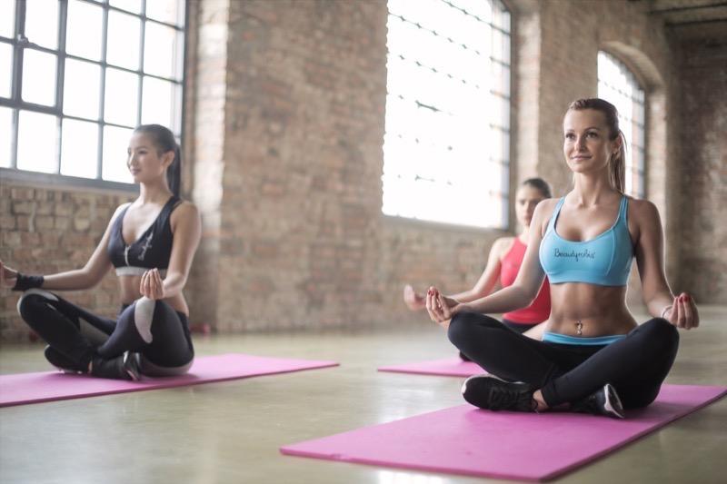 yoga-aerobics